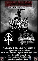 TORINO BLACK METAL Pt. II