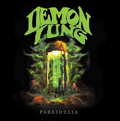 DEMON LUNG - Pareidolia