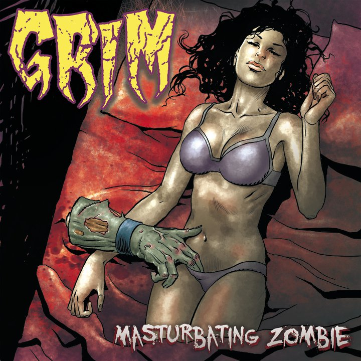 GRIM - Masturbating Zombie