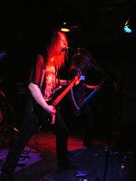 DOOMWARDS LET US ROW - TOUR 2012 (25/05/2012 @ Zurigo)