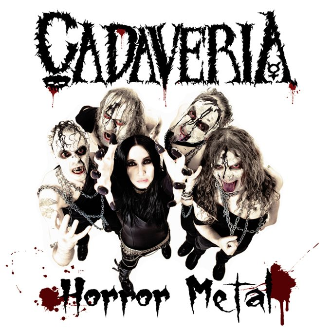 CADAVERIA - Horror Metal