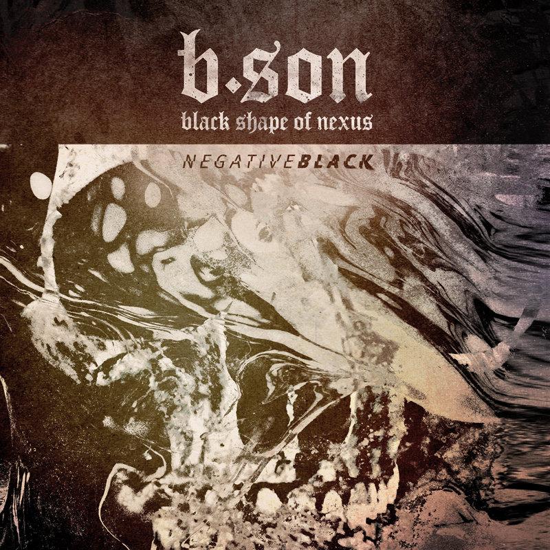 BLACK SHAPE OF NEXUS - Negative Black