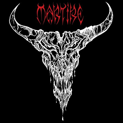 MARTIRE - Brutal Legions Of The Apocalypse