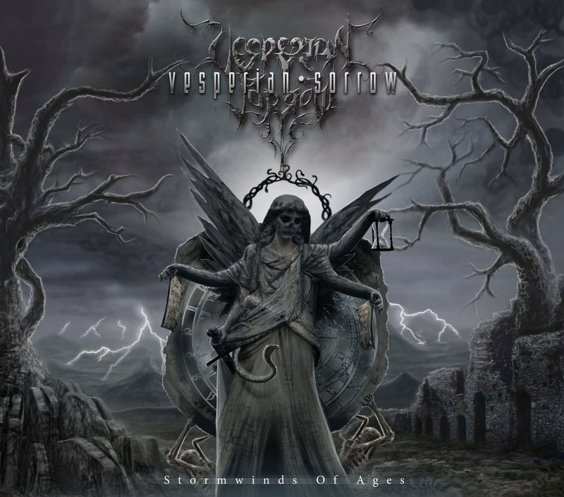 VESPERIAN SORROW - Stormwind Of Ages