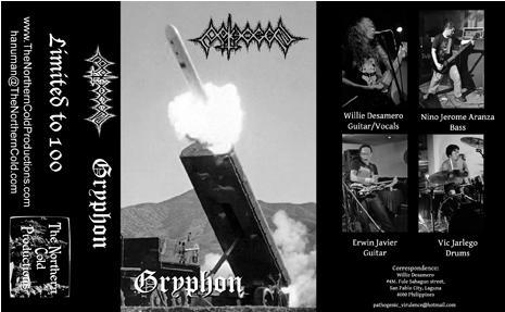 PATHOGEN - Gryphon
