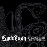 EAGLE TWIN -The Feather Tipped The Serpent's Scale
