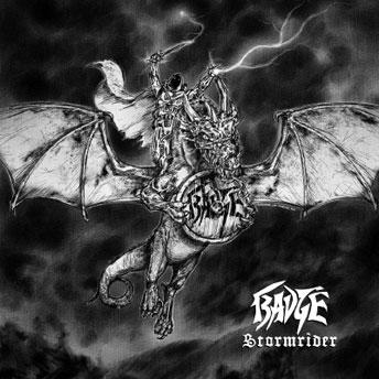 BADGE - Stormrider