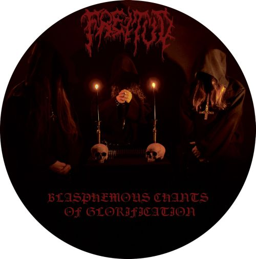 FREITOD - Blasphemous Chants Of Glorification