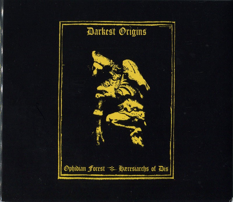 HAERESIARCHS OF DIS / OPHIDIAN FOREST - Darkest Origins