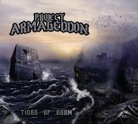 PROJECT ARMAGEDDON - Departure / Tides Of Doom