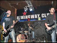 CALABRIAN METAL INFERNO 7.0 (28/12/2012 @ Hemingway Club, Catanzaro Lido)
