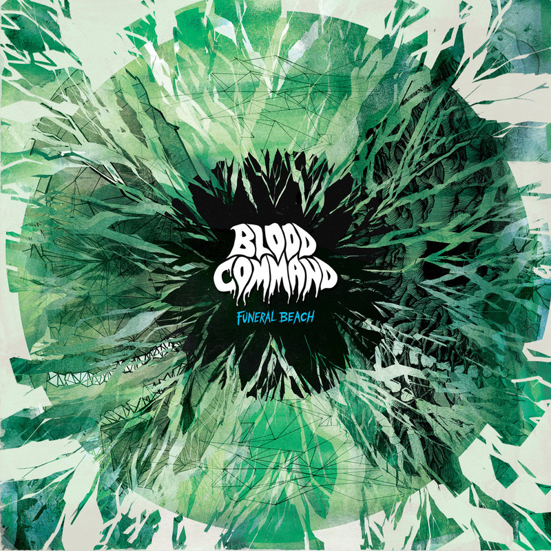 BLOOD COMMAND - Funeral Beach