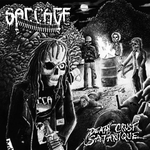 SACCAGE - Death Crust Satanique