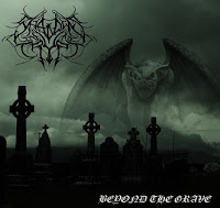 SHADOWS IN THE CRYPT - Beyond The Grave / Cryptic Communications