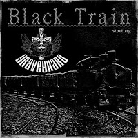 GRAVEYHARD - Black Train Starting