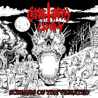 CEMETERY LUST - Screams Of The Violated