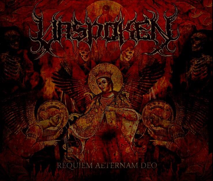 UNSPOKEN - Requiem Aeternam Deo