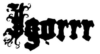 Igorrr logo