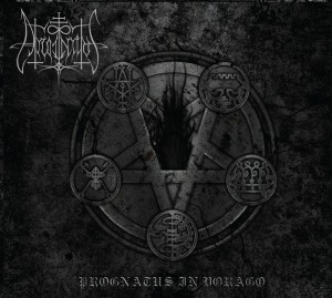 ATRUM INRITUS - Prognatus In Vorago / Where Serpents Dwell