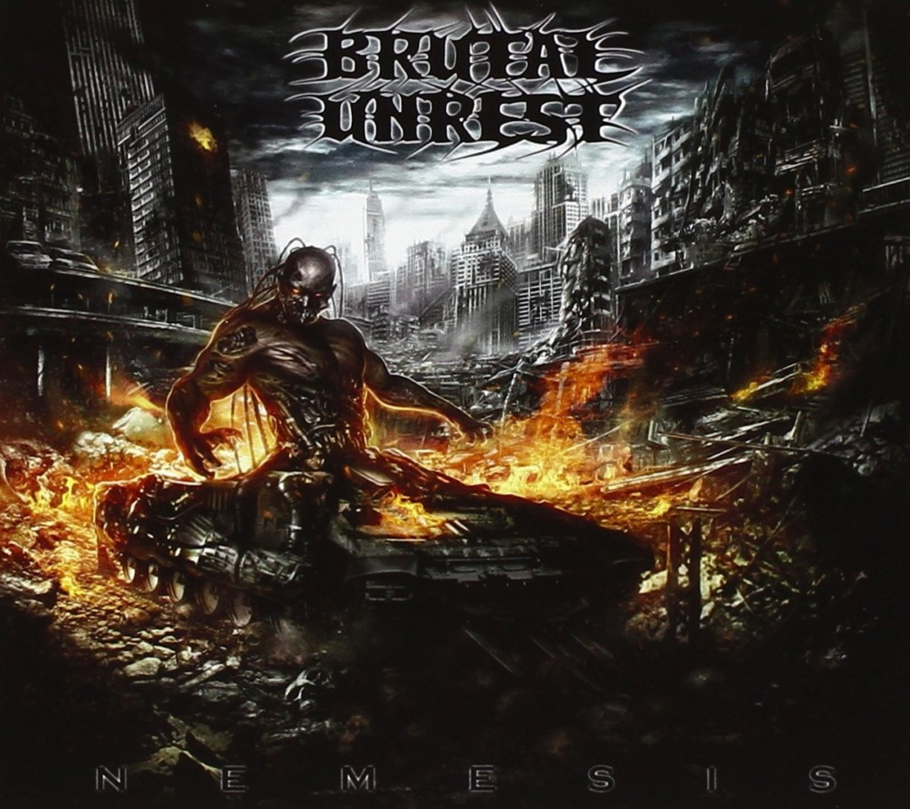 BRUTAL UNREST - Nemesis