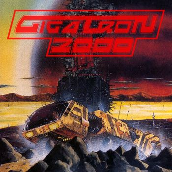 GIGATRON 2000 - The Cosmic Desert Cruise