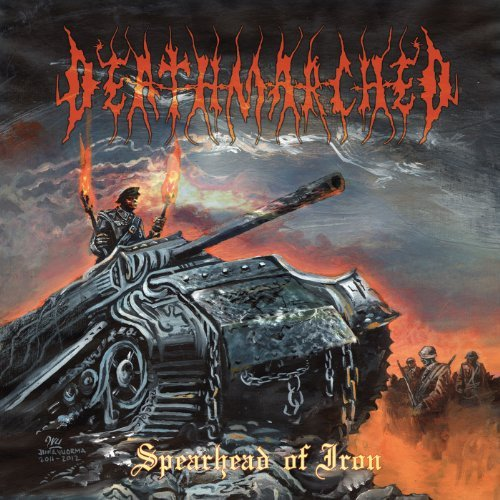 DEATHMARCHED - Spearhead Of Iron