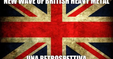 NEW WAVE OF BRITISH HEAVY METAL - UNA RETROSPETTIVA