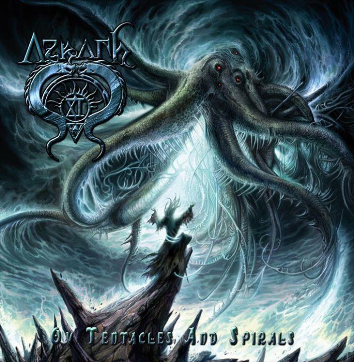 AZRATH-11 - Ov Tentacles And Spirals