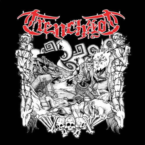 TRENCHROT - Dragged Down To Hell