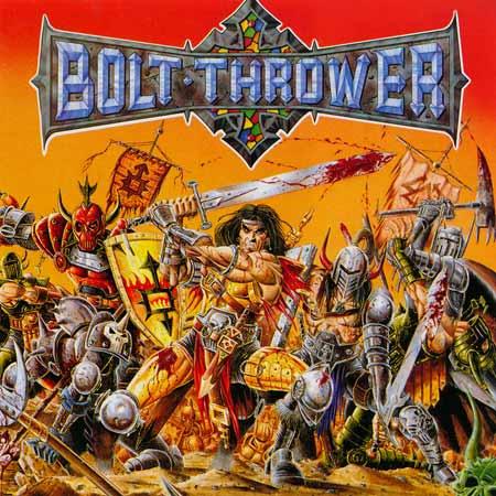 BOLT THROWER - Warmaster