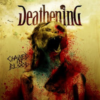 DEATHENING - Chained In Blood