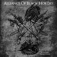 A.A.V.V. - Alliance Of Black Hordes