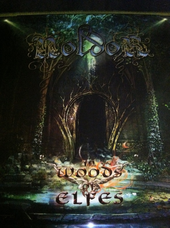 NOLDOR - In Woods Of Elfes