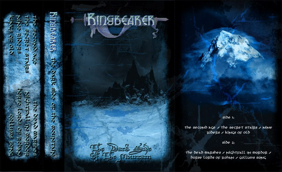RINGBEARER - The Dark Side Of The Mountain
