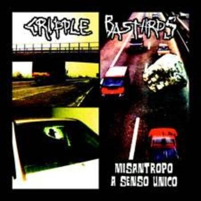 CRIPPLE BASTARDS - Misantropo A Senso Unico