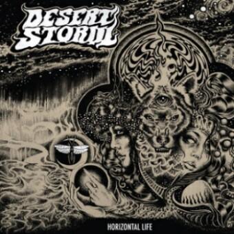 DESERT STORM - Horizontal Life