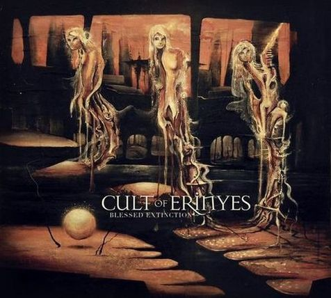 CULT OF ERINYES - Blessed Extinction