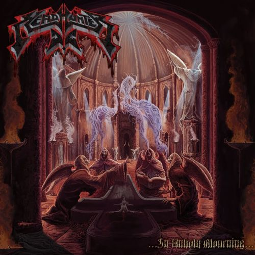 HEADHUNTER D.C. - ...In Unholy Mourning...