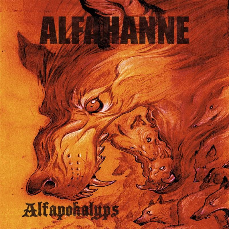 ALFAHANNE - Alfapokalyps