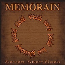 MEMORAIN - Seven Sacrifices