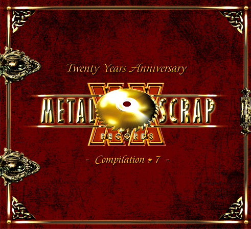 A.A.V.V. - Metal Scrap Records XX Years Anniversary