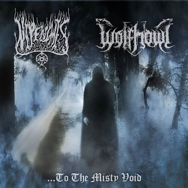 NIPENTHIS / WOLFHOWL - ...To The Misty Void