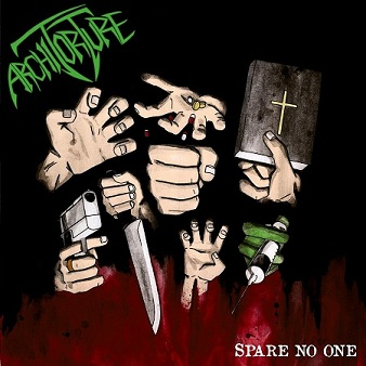 ARCHITORTURE - Spare No One