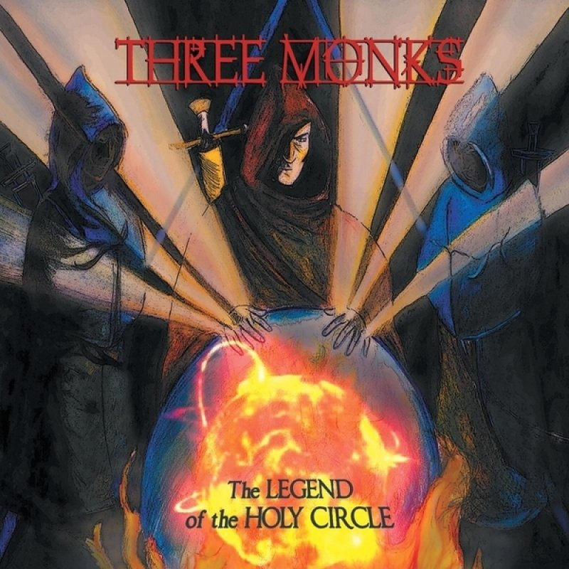 THREE MONKS - The Legend Of The Holy Circle