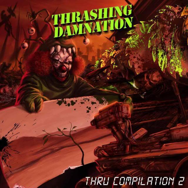 A.A.V.V. - Thrashing Damnation Thru Compilation 2