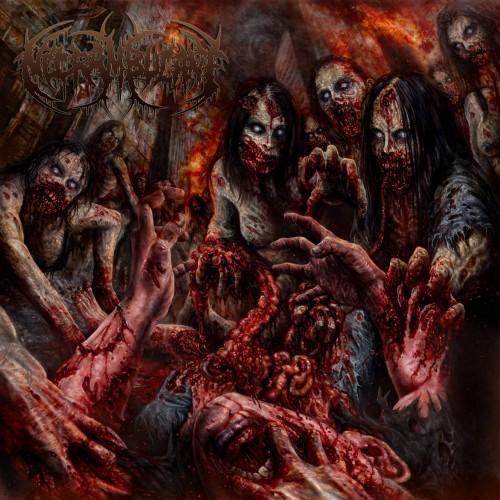 NECRAMBULANT - Infernal Infectious Necro-Ambulatory Pandemic