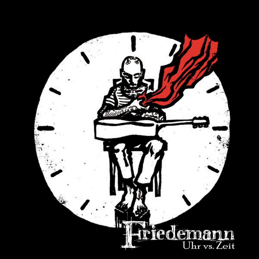 FRIEDEMANN - Uhr Vs. Zeit