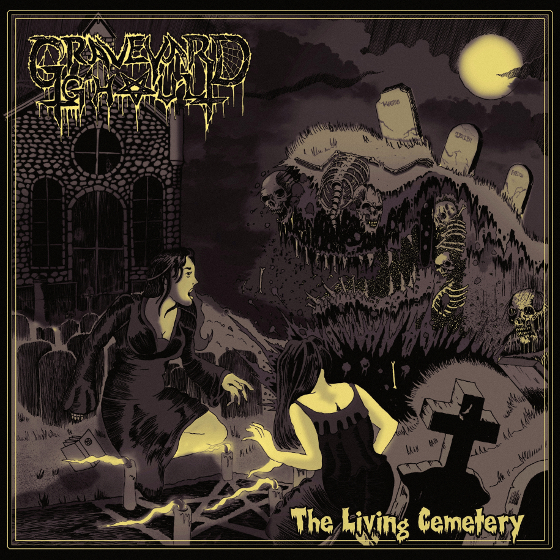 GRAVEYARD GHOUL - The Living Cemetery