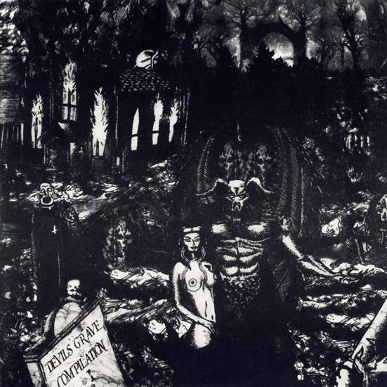 A.A.V.V. - Devil's Grave Compilation