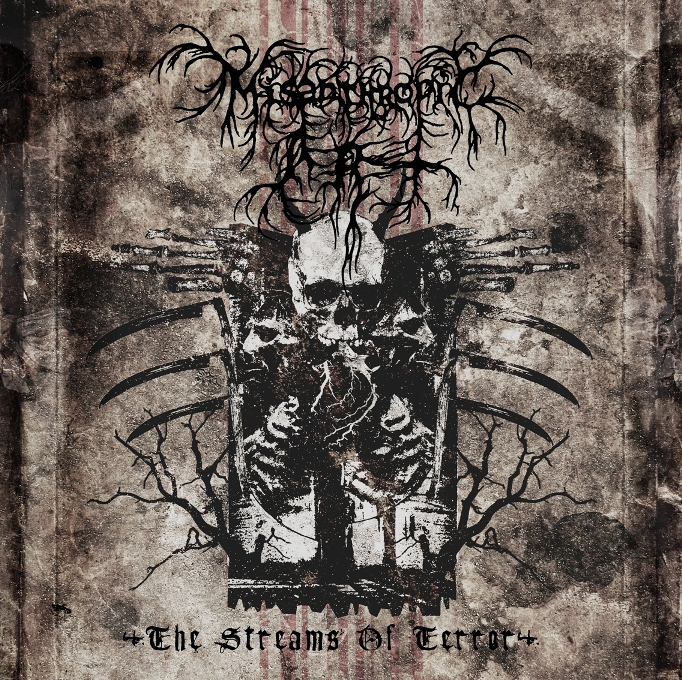 MISANTHROPIC ART - The Streams Of Terror